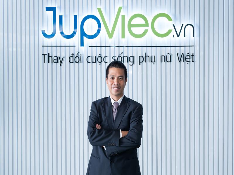 Phan Hồng Minh, CEO JupViec.vn - 6 năm trên hành trình thay đổi cuộc sống phụ nữ Việt